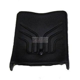 Grammer MSG20 forklift forklift narrow seat cushion seat cushion fabric black
