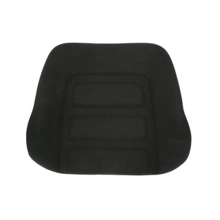 Back Cushion suitable for Grammer DS85/90AR Material Black Tractor