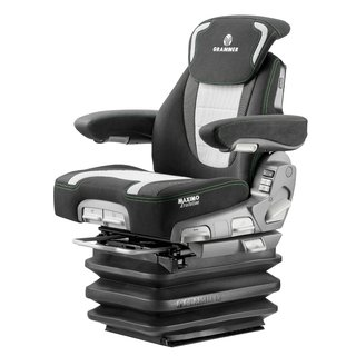 Grammer Maximo Evolution Dynamic Same drivers seat